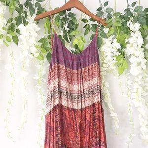 Free People Bohemian Maxi-Dress